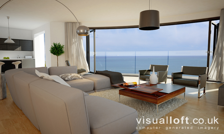 architectural visualisation services