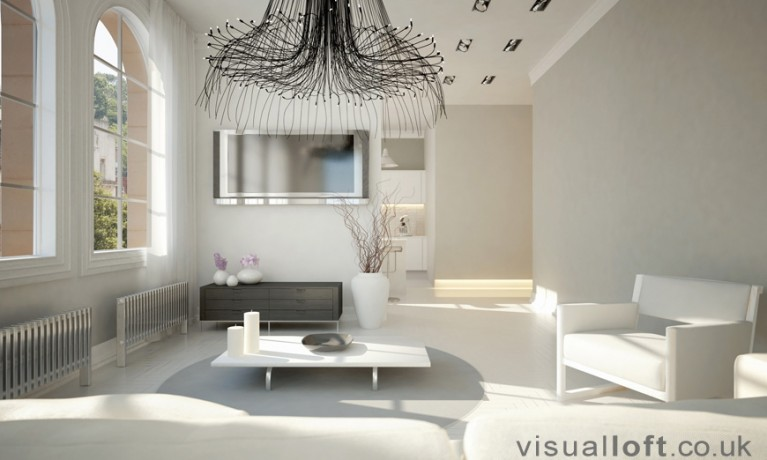 Internal 3d Visualisation